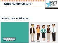 Opportunity Culture: Introduction for Educators